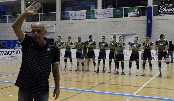 Unicaja Almería de voleibol quiere ganar la décima Superliga