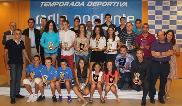Mejores deportistas de El Ejido en el año 2013