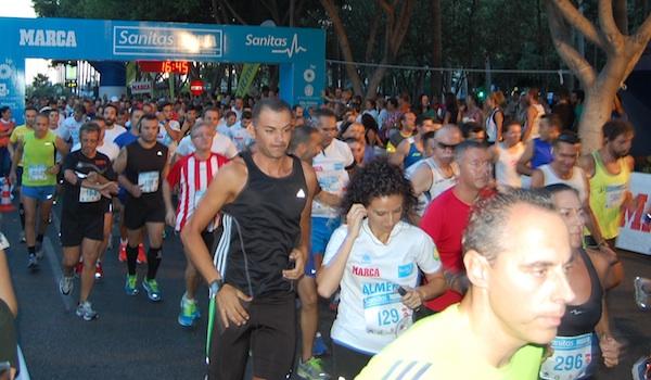 Carrera popular en Almería