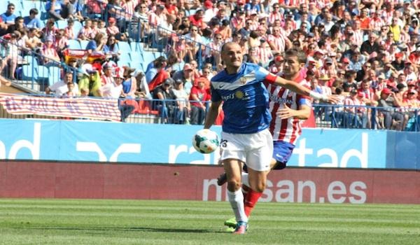 El Almería ya se centra en el Levante