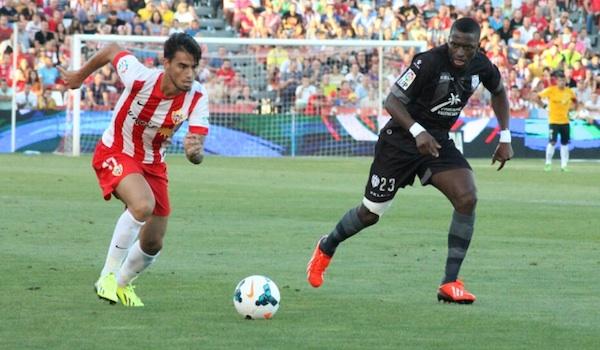 El Almería sigue sin ganar en la Liga BBVA