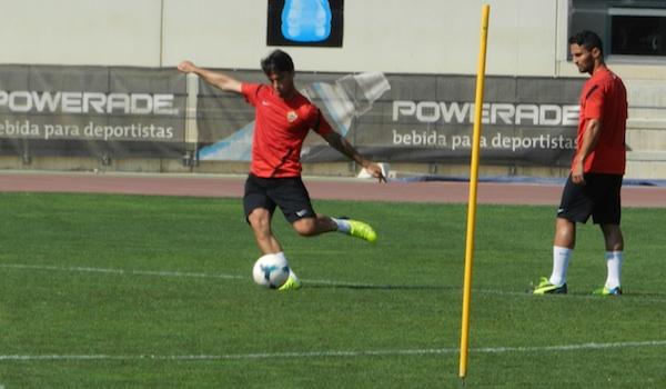 El Almería buscará el triunfo en Málaga en Liga BBVA