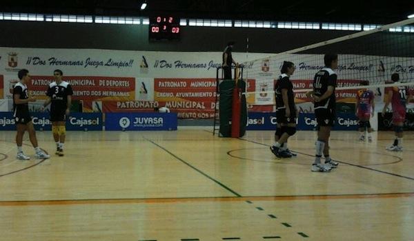 Equipos de Almería y Sevilla en Superliga de voleibol
