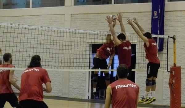 Voleibol de alto nivel contra Teruel