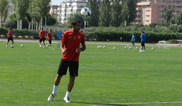 La UD Almería se enfrenta al Levante en Liga BBVA