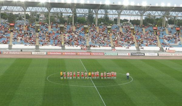 Estadio de Primera División en Almería