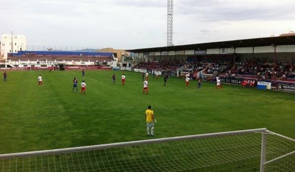 Grupo XIII de Tercera División con Murcia y Almería
