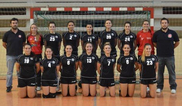 Balonmano femenino en Andalucía