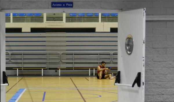 Unicaja Almería de voleibol en la Superliga