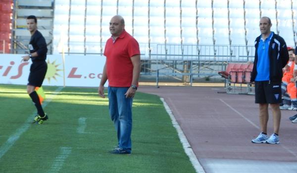 Almería B y La Roda en Segunda División B