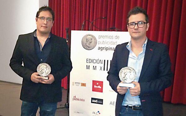 Equipo Cosentino_Premio Agripina