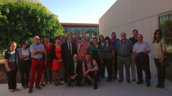 En el primer encuentro han participado investigadores de seis países europeos además del nuestro