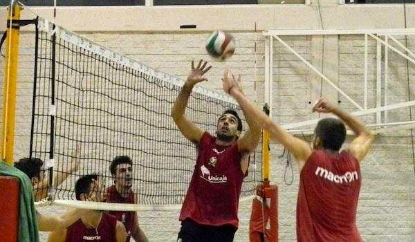 Unicaja Almería inicia la Superliga de Voleibol