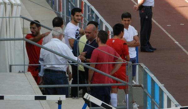 El Almería B ante el San Fernando Segunda División B