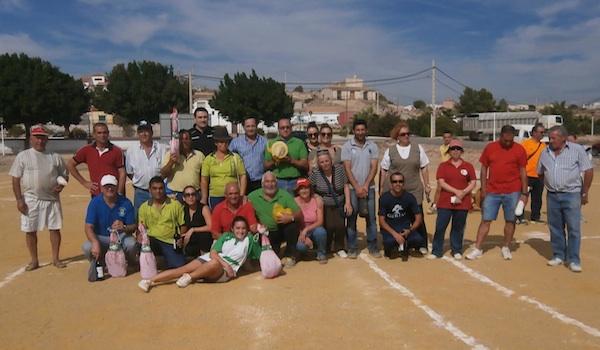 Circuito Comarcal en el Almanzora de Almería
