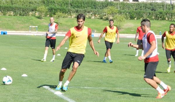 La UD Almería espera ganar al Rayo Vallecano