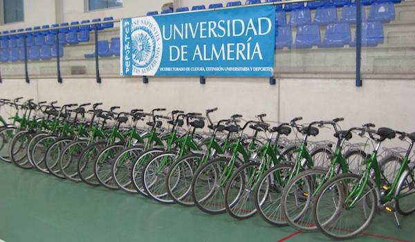 Almería transporte sostenible