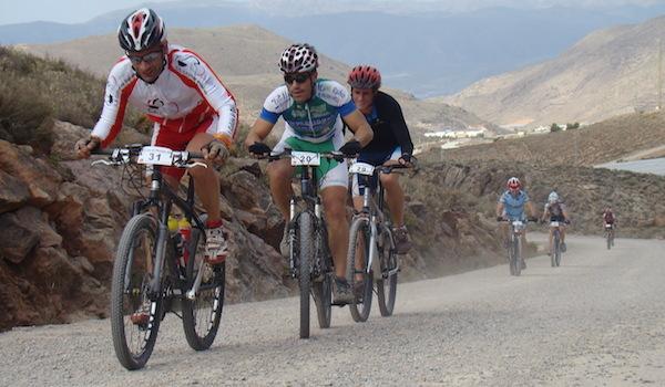 Carrera de montaña en Almería