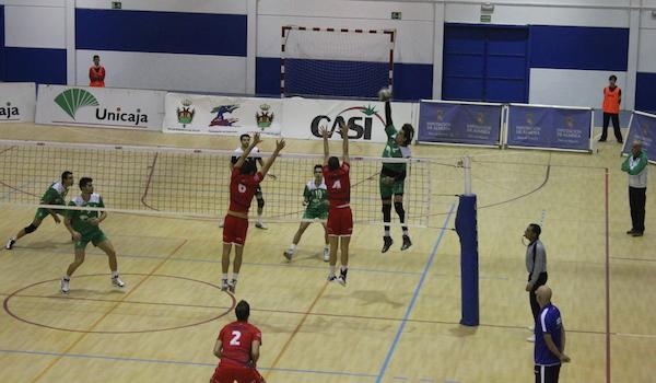 Unicaja Almería en la Superliga de Voleibol