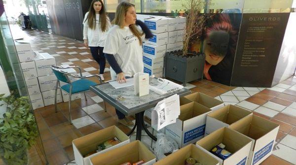 Banco de Alimentos necesita la ayuda de medio millar de voluntarios para la Gran Recogida 2018 en Almería