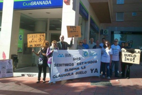 Cláusulas suelo Caja Granada