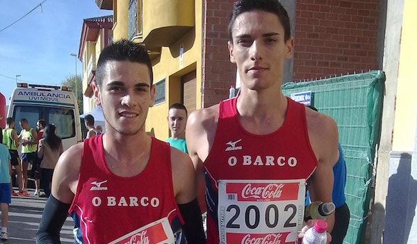 Atletismo de Almería en Cross del Aceite
