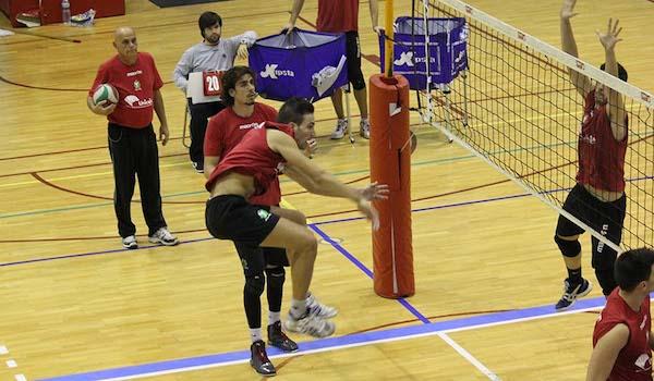 Superliga Voleibol Unicaja Almería ante Andorra
