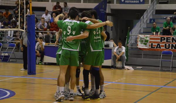 Superliga de voleibol en Almería