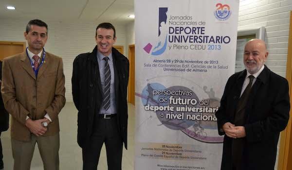 Consejo Superior de Deportes Universidad de Almería