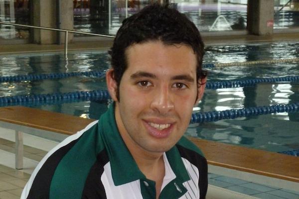 Natación paralímpica en Almería