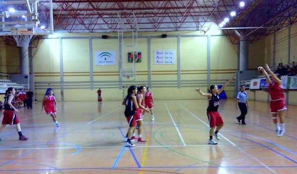Baloncesto Femenino Almería Granada