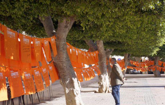 Campaña Únete en Almería capital