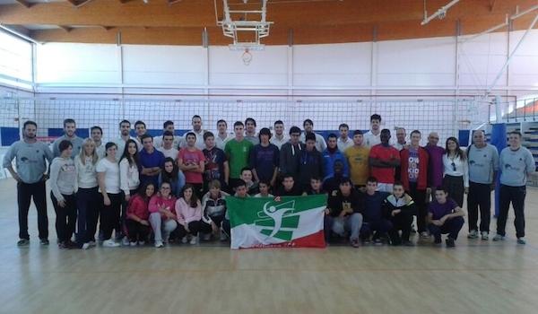 Superliga de Voleibol en la provincia de Almería