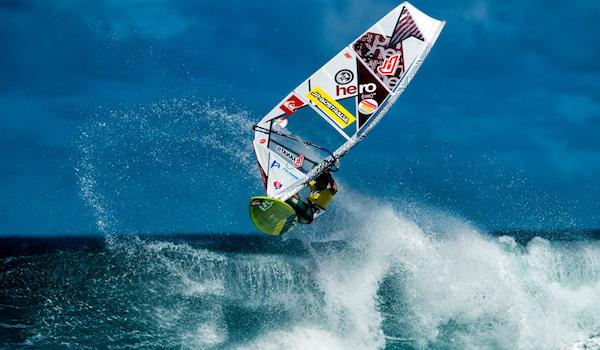 Windsurf en El Ejido