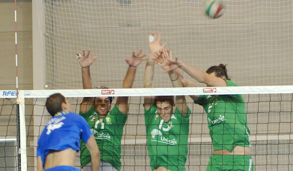 Unicaja Almeria Superliga Voleibol