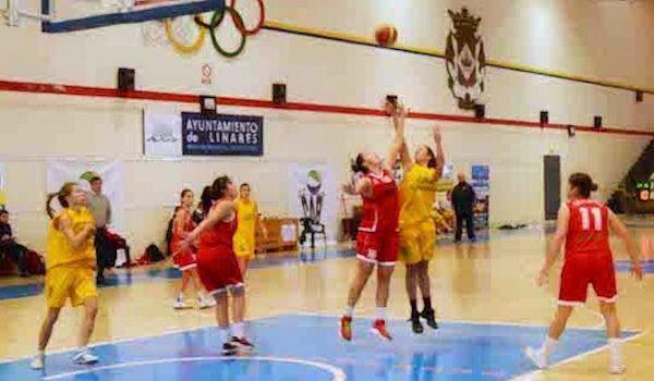 Baloncesto femenino en Linares