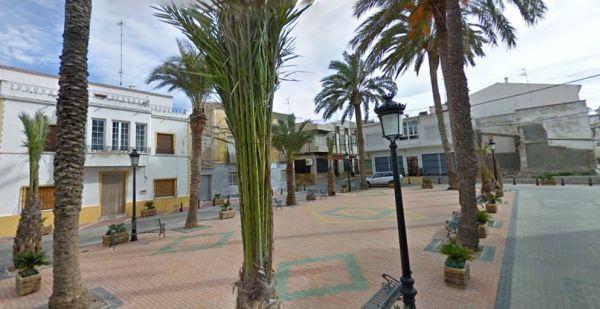 Plaza del Olmo