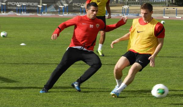 UD Almería Liga BBVA y Copa del Rey