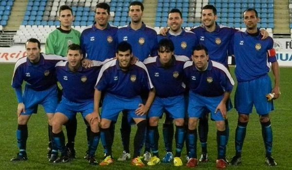 Almería Fútbol modesto