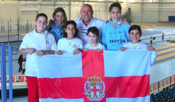 Atletismo Atletas de Almería