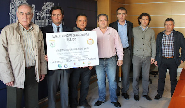 Fútbol humilde en Almería