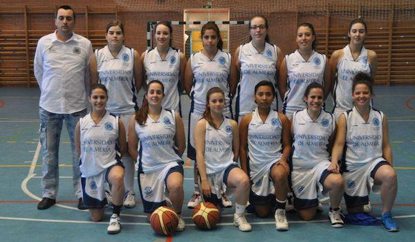 Universidad de Almería Selección baloncesto femenino