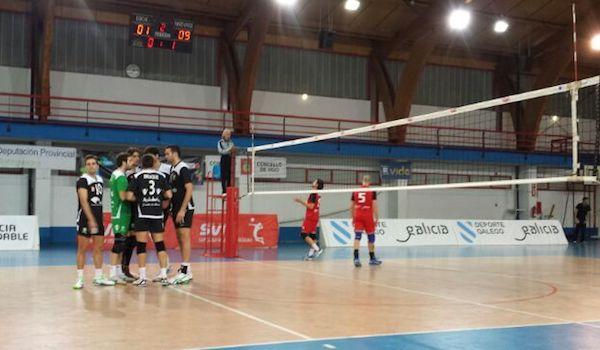Superliga masculina de voleibol Almería