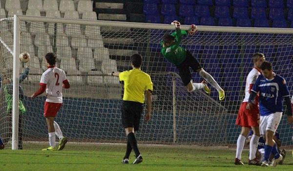 UD Almería B - Melilla B Segunda División B