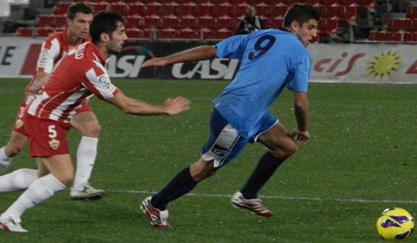 Triangular UD Almería, El Ejido y selección en Navidad
