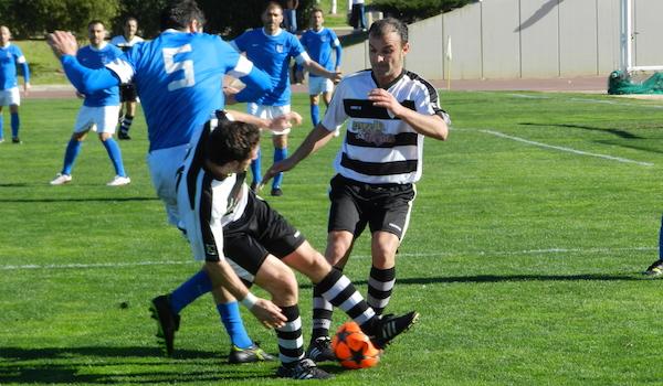 Fútbol veterano Almería