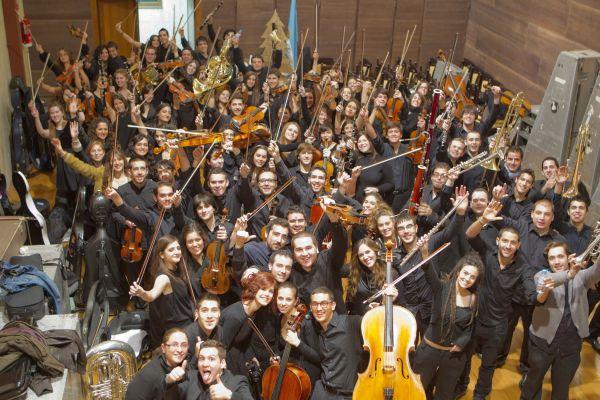 Orquesta joven andalucia