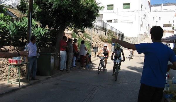 Alpujarra de Almería y ciclismo de montaña