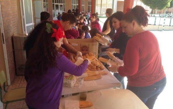 Los centros educativos de Viator han celebrado el 28-F con las pilas cargadas