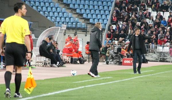 UD Almería - Málaga CF Liga BBVA